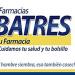logotipo de la cadena farmaceutica guatemalteca conocida como farmacias batres