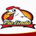 Logotipo de la empresa Pio Lindo, un logo con un fondo blanco